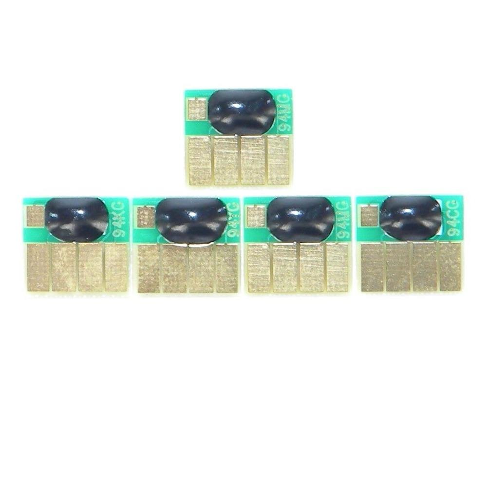 ARC Auto reset chip chips 5pcs FOR HP364 FOR HP 364 refillable ink cartrige CISS CIS
