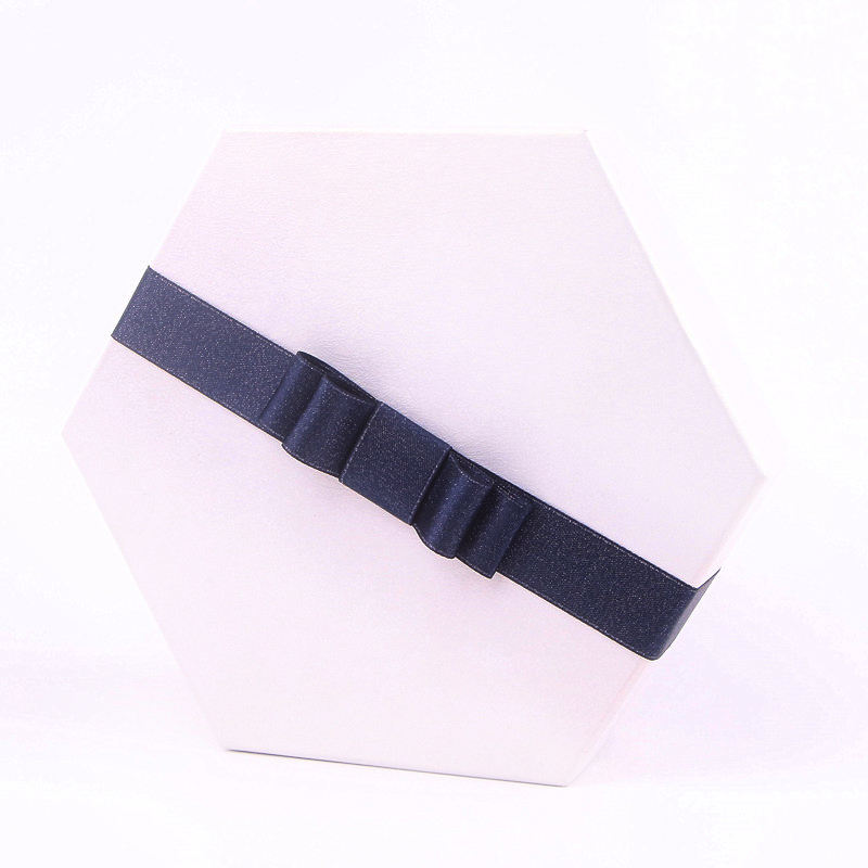 Customize different types of gift box packaging ribbon