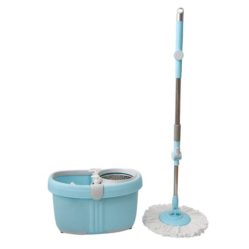 Hot Sale Indoor Cleaning 360 Degree Rotating Magic Mop Bucket