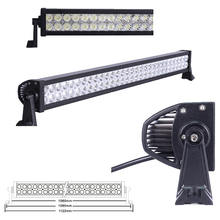 Wholesale 42inch 12V Waterproof Offroad Led Light Bar for Trucks 4x4 car