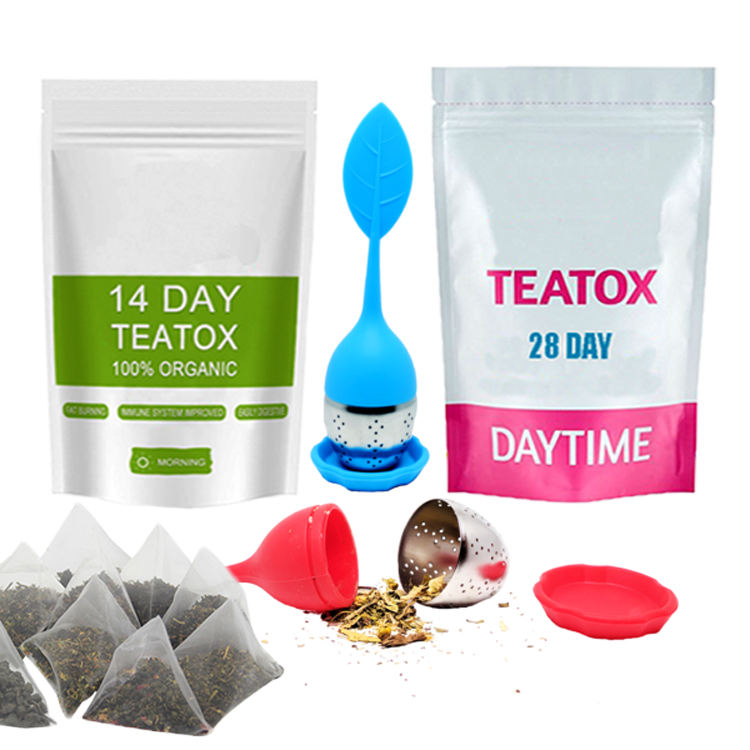 28 Days Detox Tea Flat Tummy Tea
