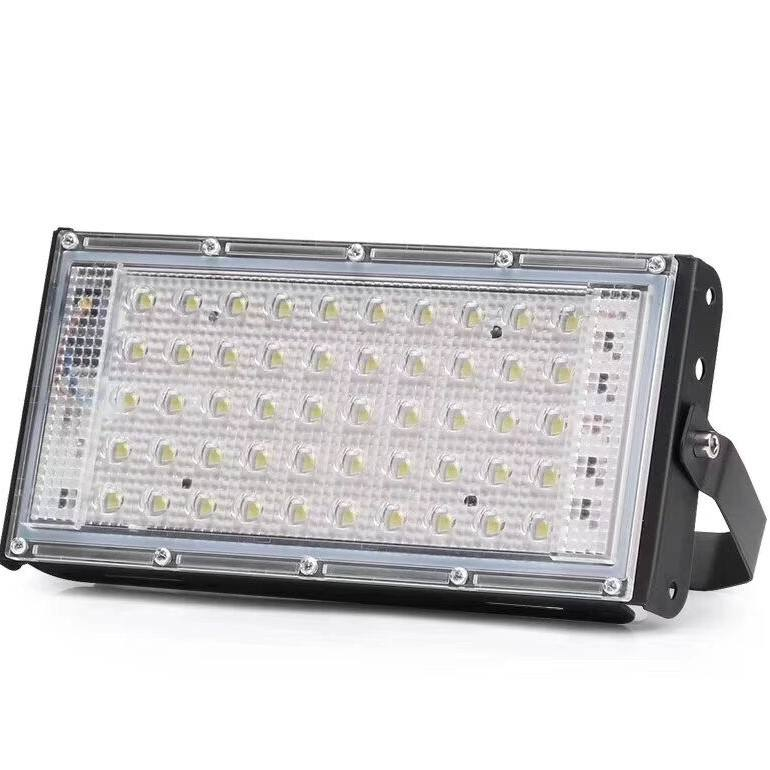 New IP65 waterproof 50w led flood light led street lamp 220V 240V for outdoor use