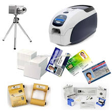 Zebra ZXP3 Single Side or Dual side Affordable Card Printer