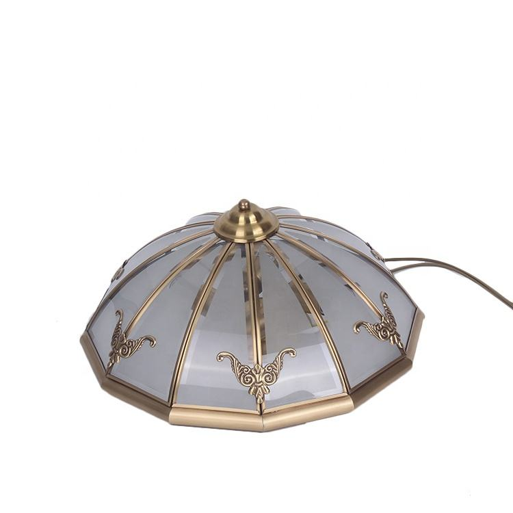 Modern design copper big ceiling lamps for room