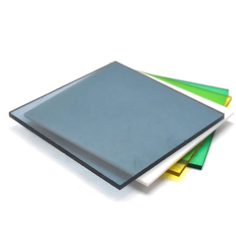 Lowes <span class=keywords><strong>ventanas</strong></span> sólido lexan del panel color con alta translucidez