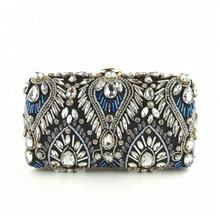 Guangzhou Occi factory wholesale handmade beaded clutch bag   OC3797