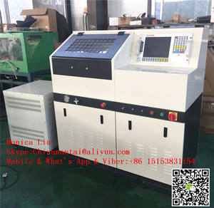 high speed NT-D3 balancing machine for turbocharger computer control turbo repair machine