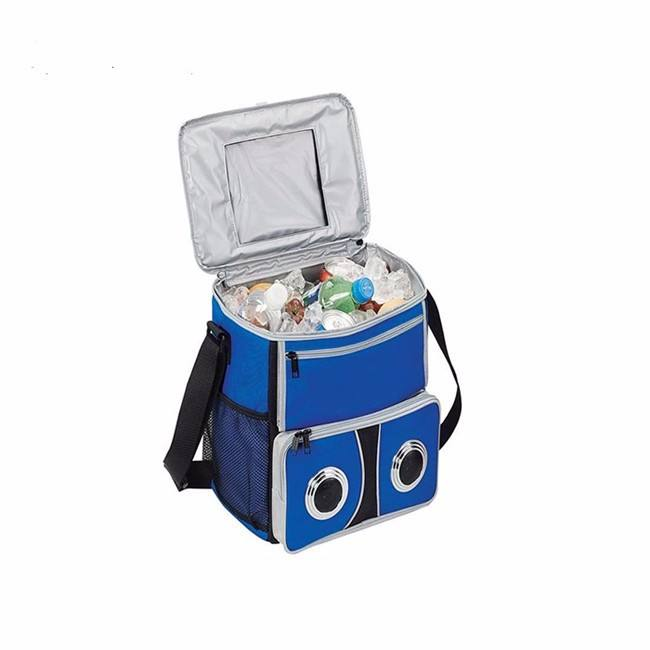 New products from market waterproof speaker bluetooth rolling thermal baby food cooler bag