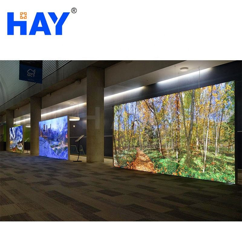 Environmental Protection Trade Show Displays LED Lightbox For Promotion Sale