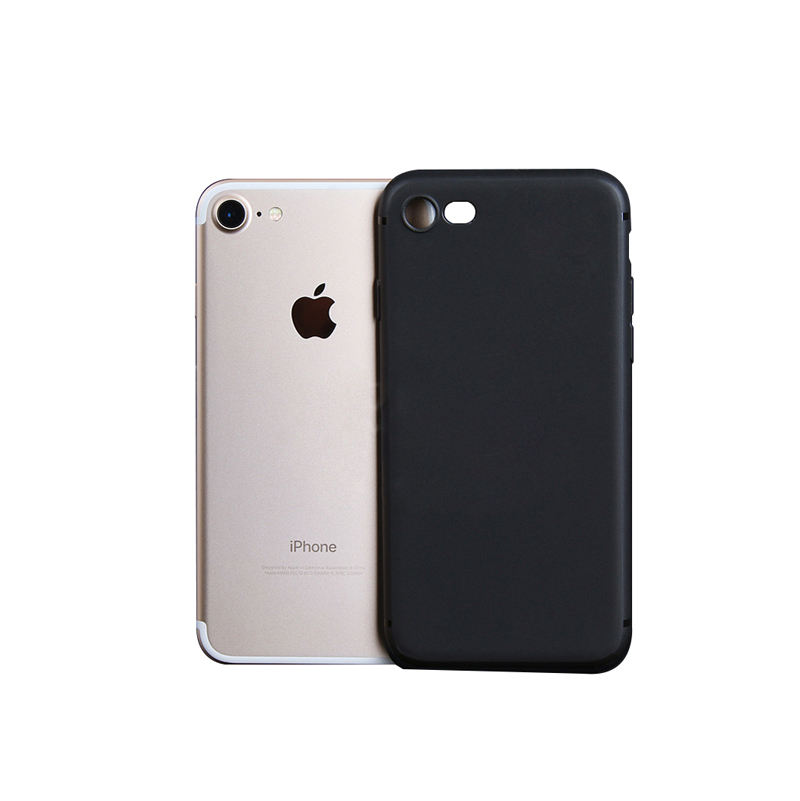 Hot selling TPU matte protection case for iPhone 6/7/8 mobile phone cover