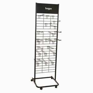 Free Standing Gridwall Expositores Com Ganchos