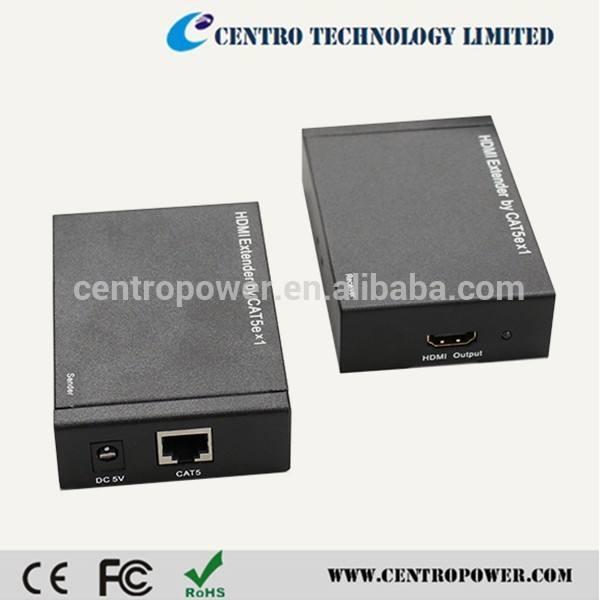 深センメーカー供給ieee- 568b50m1080ワイヤレスhdmi送信機と受信機hdmiエクステンダーcat5ex1コンパクトなサイズ