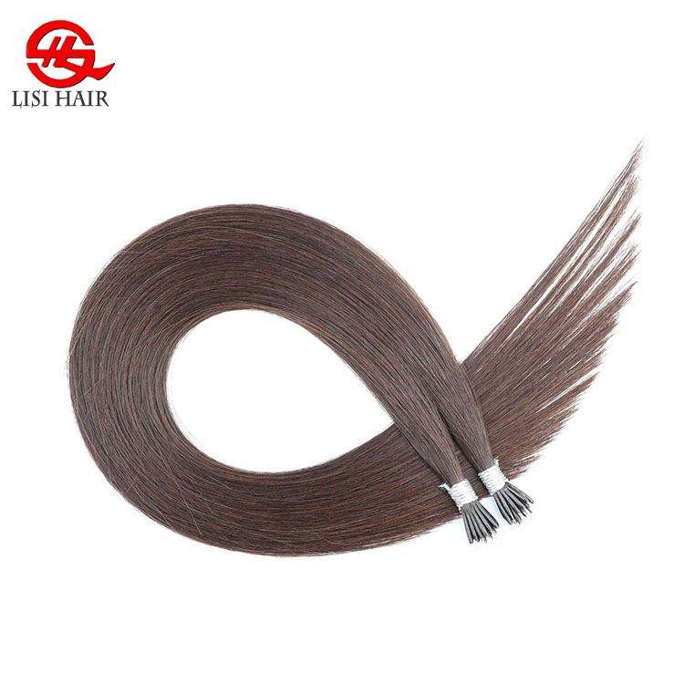 Haar Industrie Leiders Nano Ring <span class=keywords><strong>Braziliaanse</strong></span> Human Hair Extensions