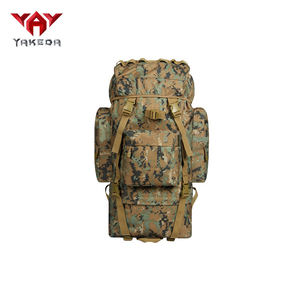 yakeda hunting waterproof Tactical Digital Woodland camo military hiking army backpack