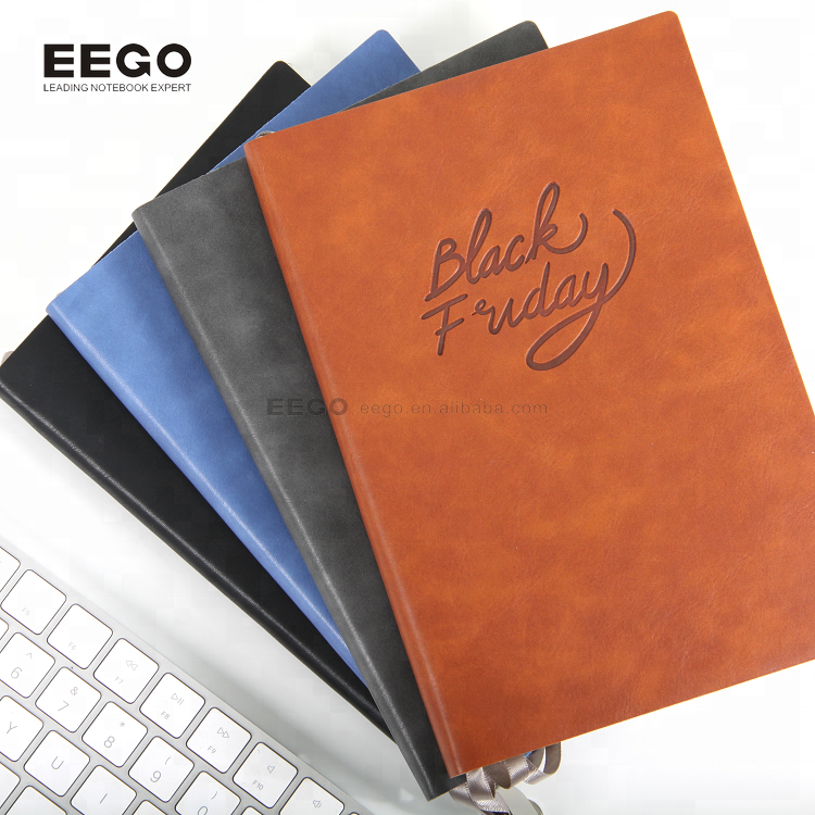 coffee vintage leather a5 recycle paper hand made note books