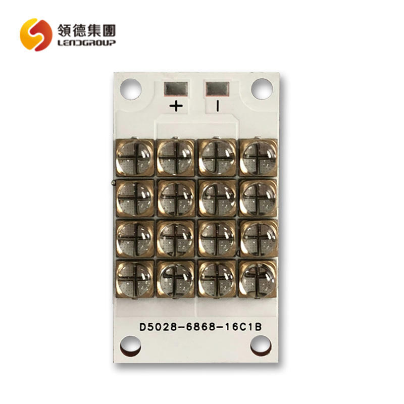 high power 200w 300w smd 6868 cob uv led module for curing offset machine