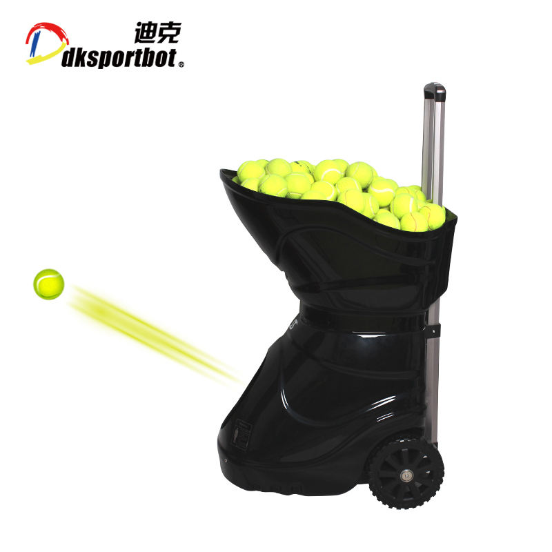 DT4 tennis ball machine tennis shooting equipment with shooting system from factory directly not lobstor