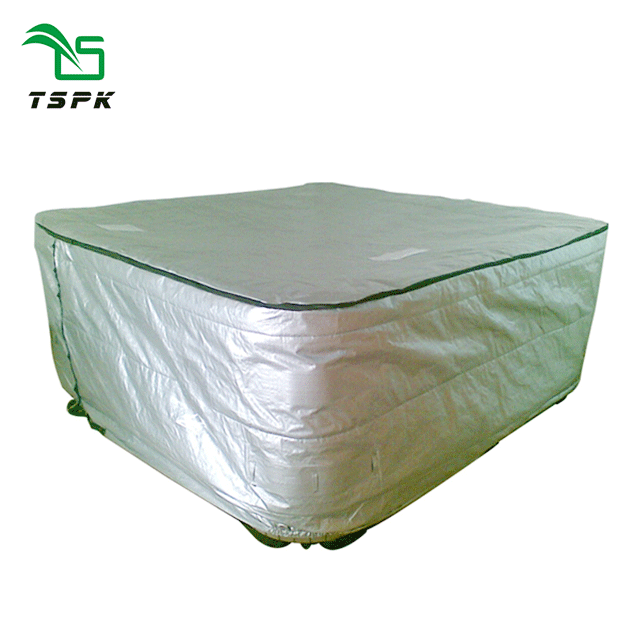 Taisheng wholesale high quality anti-mildew spa cover cap/spa cover bag