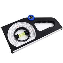 Slope Measuring Instrument Gauge Inclinometer Multi-Function Angle Meter Ruler Tools