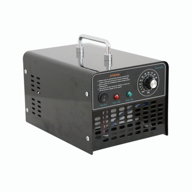 China Manufactures Ozone Generator Commercial Industrial Ozone purifier Machine From 10g Ozone