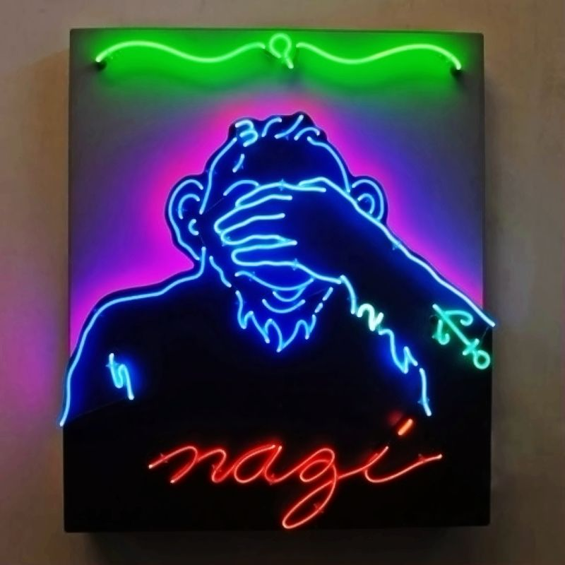 magic neon number sign custom manufacture sign from Guangdong neon light factory provide help diy neon