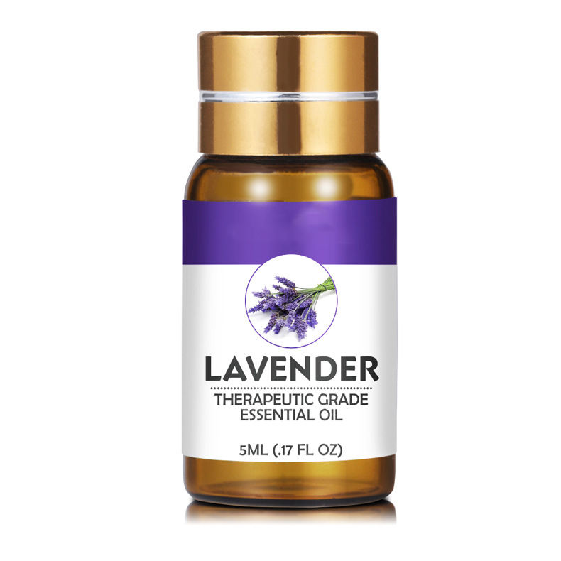 Manufacturers wholesale lavender essential oil 5mL