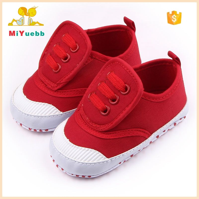 Wholesale Simple Baby Stylish Canvas Shoes for Boys