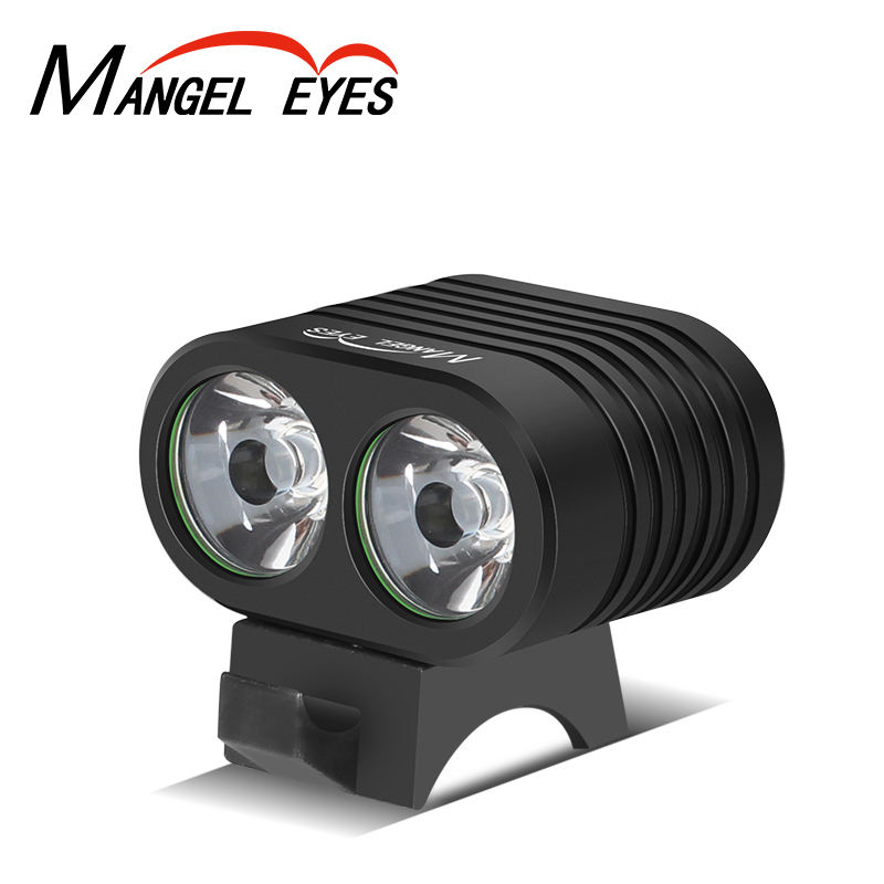Led bike light mountain bicycle light 2000 lumen usb bike light