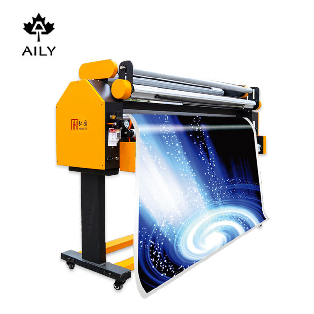 Good sell automatic 60 inch laminator for film with air pump