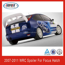 wrc spoiler Manufacturers for Ford hatch 2007~2011