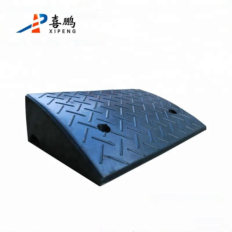 Rubber [ Ramp Ramps ] Rubber Ramp 500*380*150mm Rubber Car Curb Ramp Road Ramps