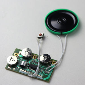 Custom mini voice recorder chip sound module