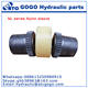 Nylon sleeve internal gear coupling NL8, hydraulic pump coupling, NL3, NL4.NL5, NL6, NL7
