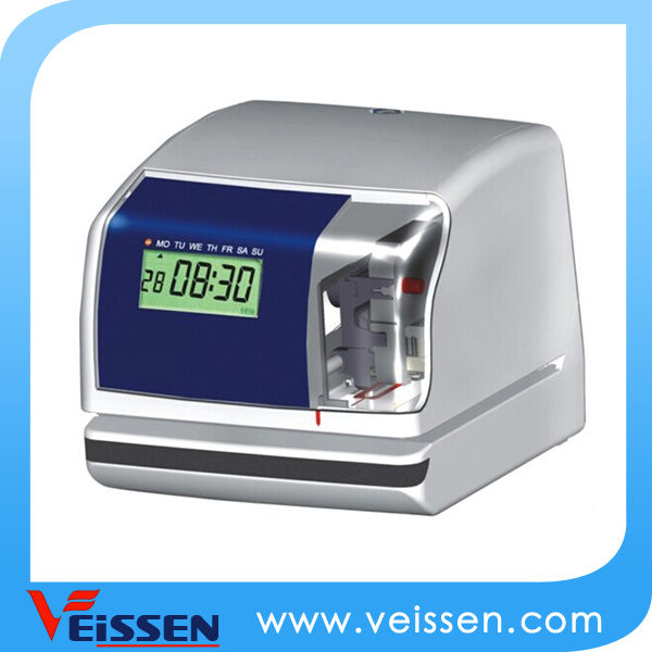 Desktop Datum Tijd Stempel Machine Voor Bank <span class=keywords><strong>Document</strong></span>