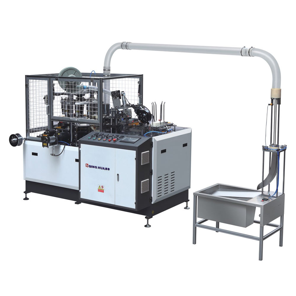 ZBJ-OC12 new style paper cup making machinery