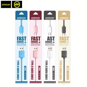joyroom 5V 2.1A Fast Charging Adapter Micro USB Cable Data Sync Charger mobile data cable