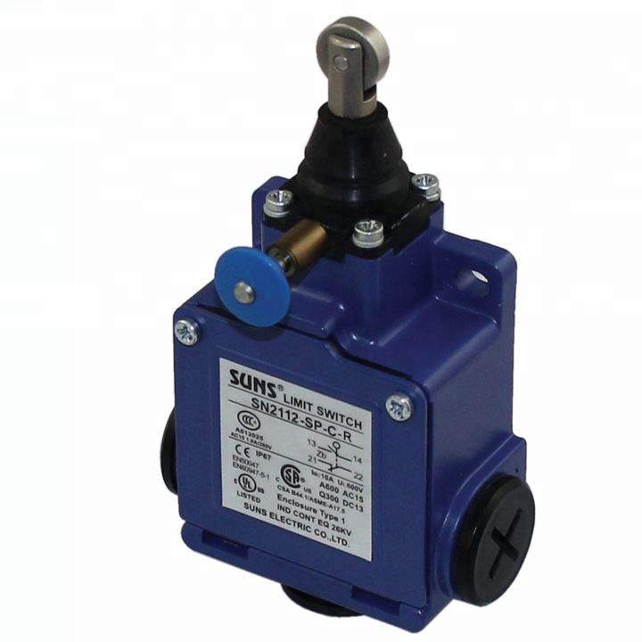 Waterproof 3 position limit switch