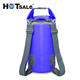 Promotional Outdoor Waterproof 5L 500D PVC Tarpaulin Dry Bag Waterproof Pouch Bag