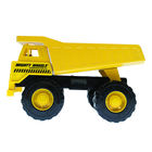 16 inch heavy steel and plastic yellow Dump Truck