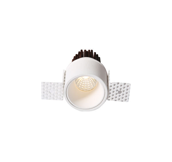 new trimless 5W bright decorative cold forging heat sink led downlights