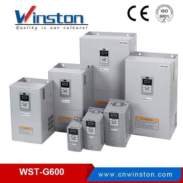 <span class=keywords><strong>Winston</strong></span> Fabricant 3 Phases 380 V AC 55KW Variable Variateur de Fréquence
