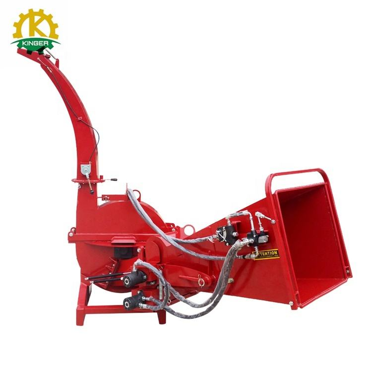 Tractor PTO Driven Wood Chipper For Sale