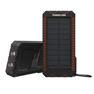 Poweradd Apollo 2 Solar Charger 12000mah Portable Solar Power Bank Waterproof/Shockproof/Dustproof