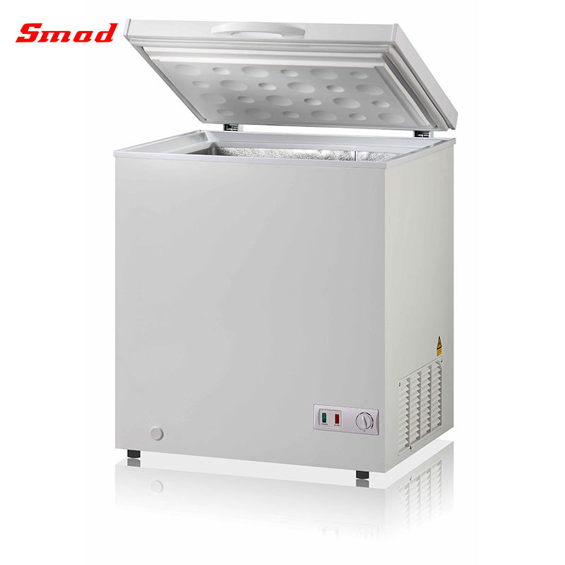 Popular used mobile solar powered display chest freezer price