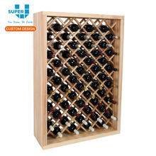 Single Wine Bottle Display Stand Rack