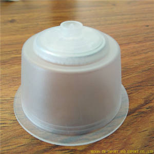 Compatible disposable Nestle Coffee Filter Dolce Gusto Coffee Capsule