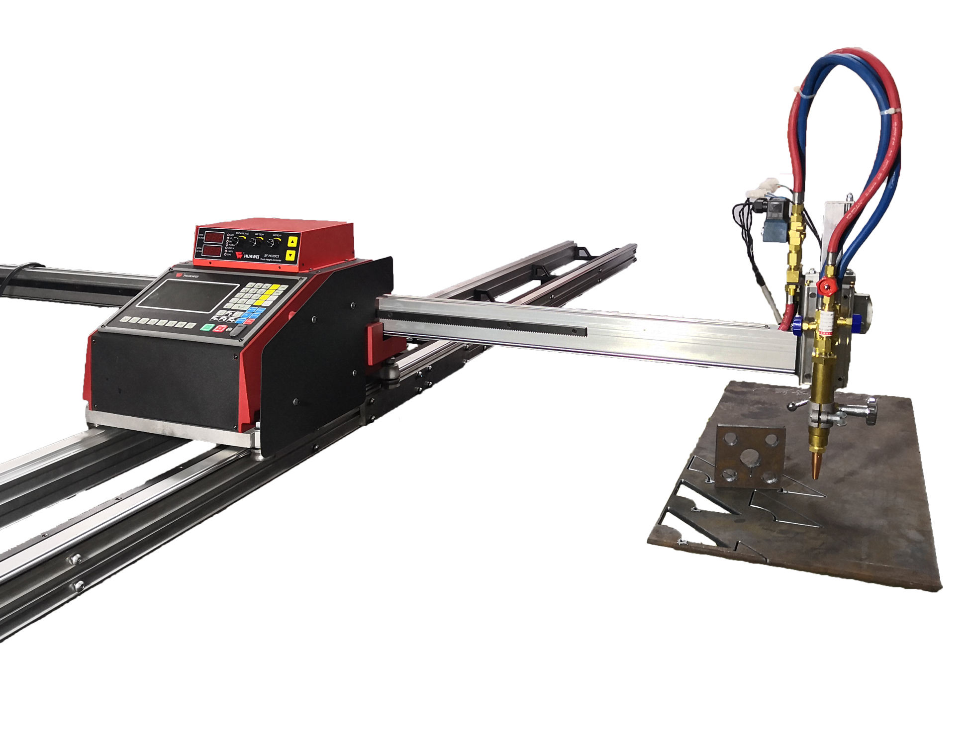 Steeltailor cnc cutting machine portable plasma