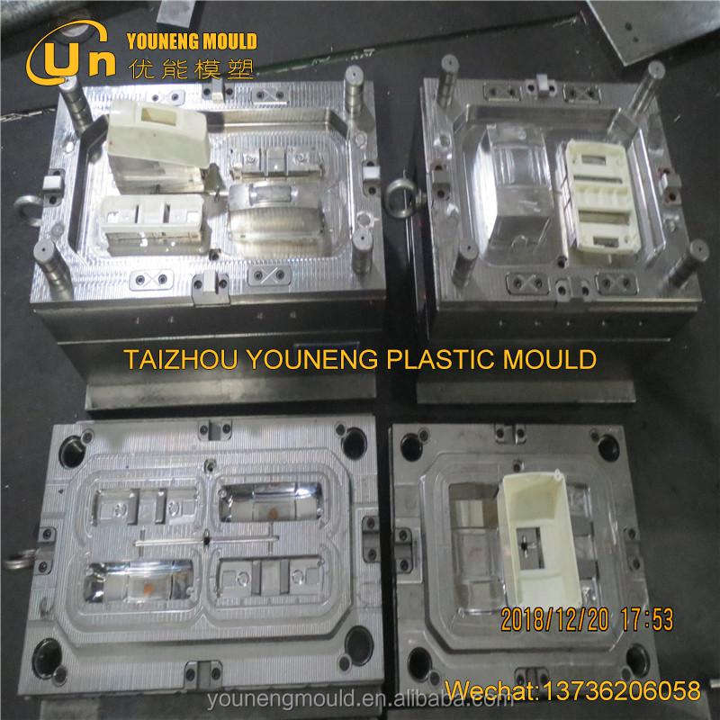 Plastic Injection Mould Shaping Mode Indoor Outdoor Meter Cases Junction Boxes plastic pvc pipe fitting joint
