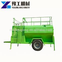 High quality grass seed spraying machine performance factory price