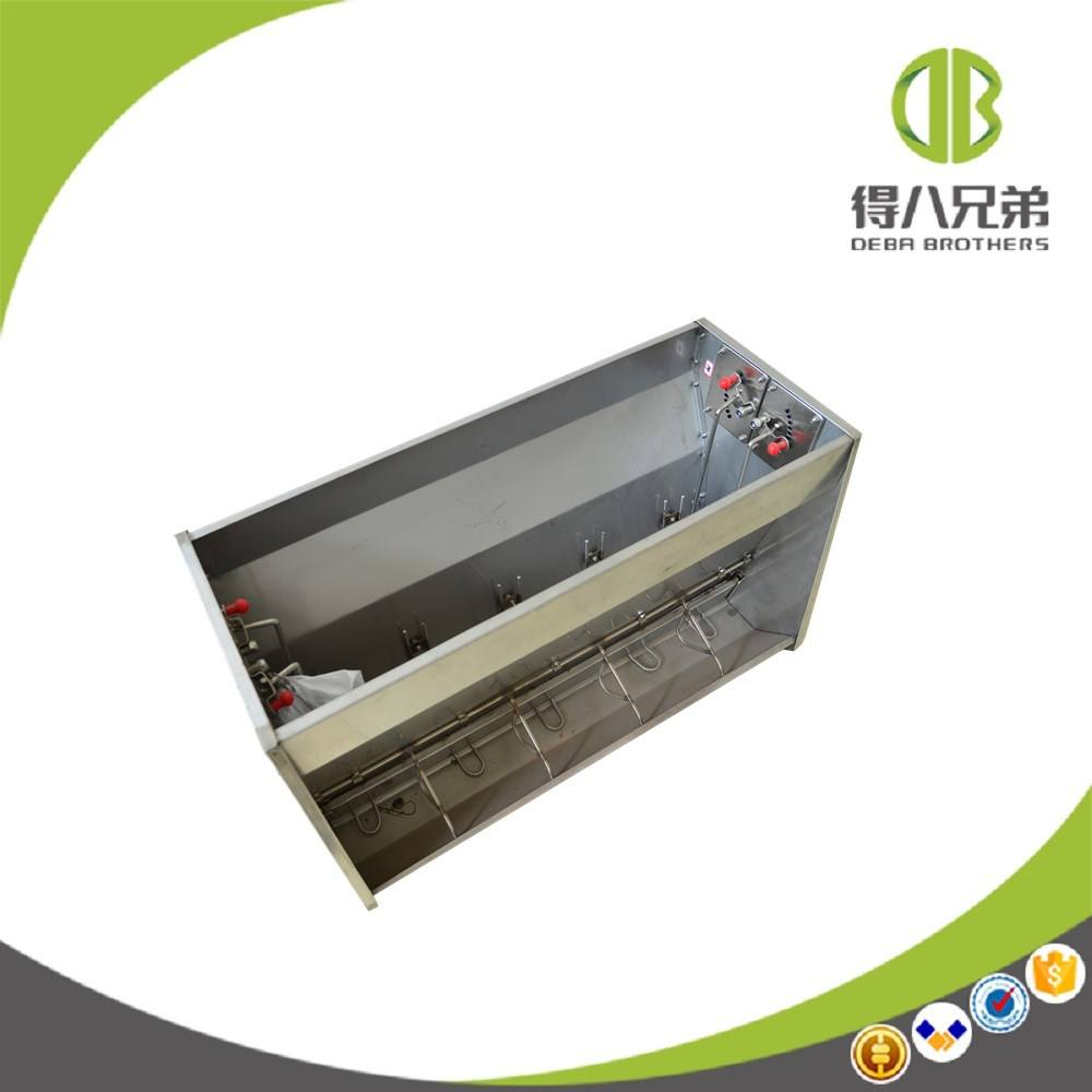 Stainless Steel Type Automatic Pig Feeder For Piglet Hog